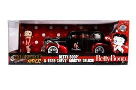 Chevrolet master deluxe met betty boop figuur