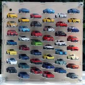showcase 1:64 models