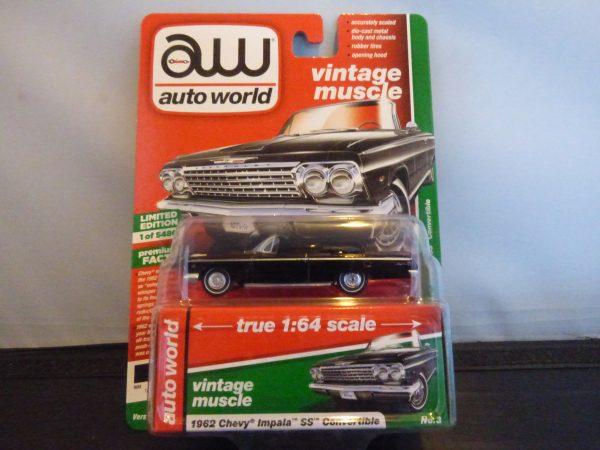 1962 chevy impala ss convertible