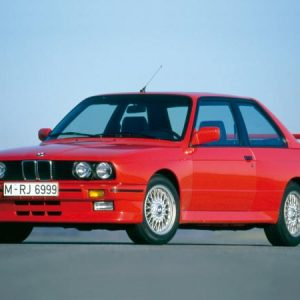 1986 bmw m3 e30