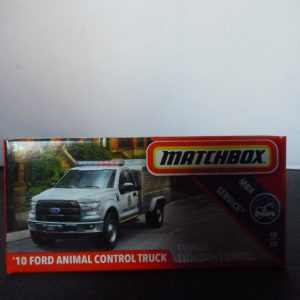 2010 ford animal control truck