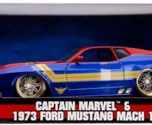 1973 ford mustan g mach 1 captain marvel
