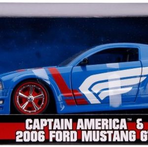 2006 ford mustan gt captain america