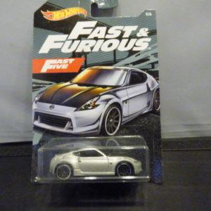 nissan 370z/fast & furious