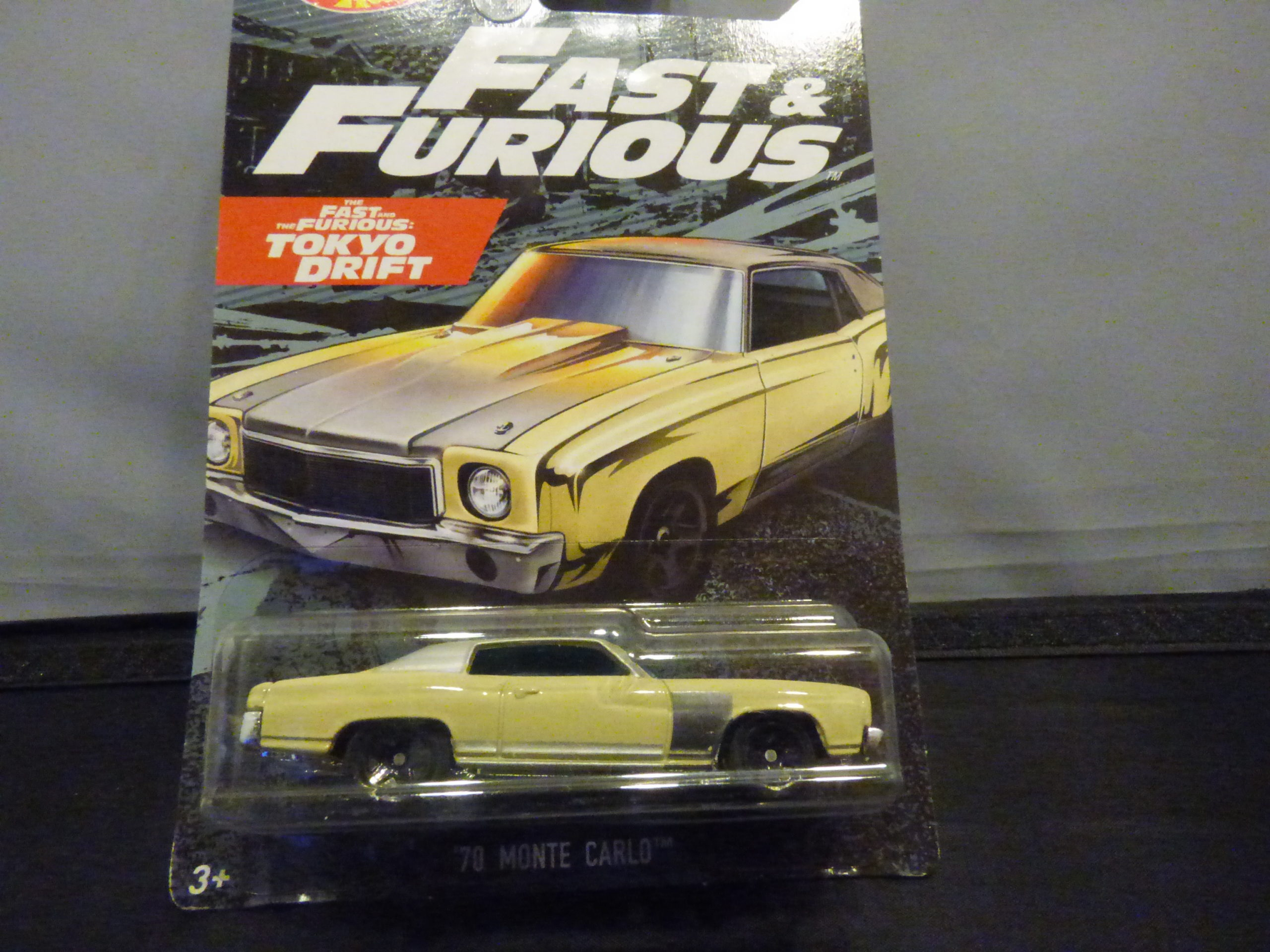 1970 monte carlo/fast & furious