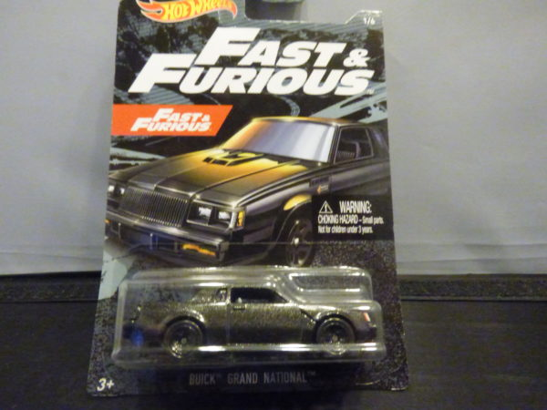 buick grand national /fast & furious