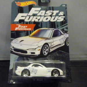 1995 mazda rx-7/fast furous