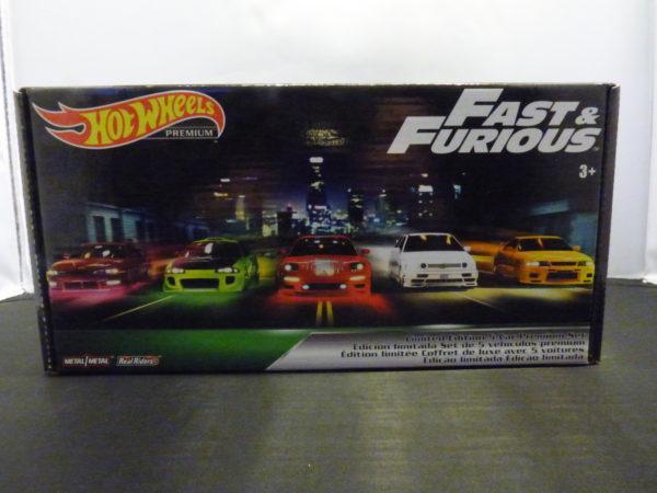 fast & furious cars