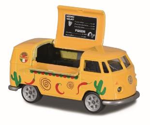 majorette vw food truck geel