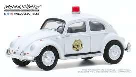 1964 volkswagen beetle police