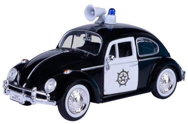 volkswagen beetle police