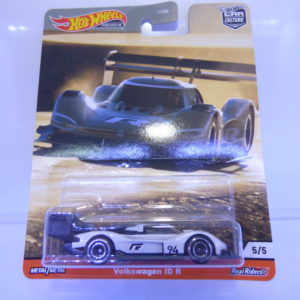 hotwheels volkswagen id r car culture real riders hill climbers