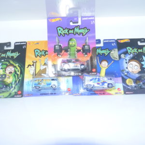 hotwheels rick & morty volkswagen t1 panel volkswagen dragbus 1966 dodge a100 supervan ford transit