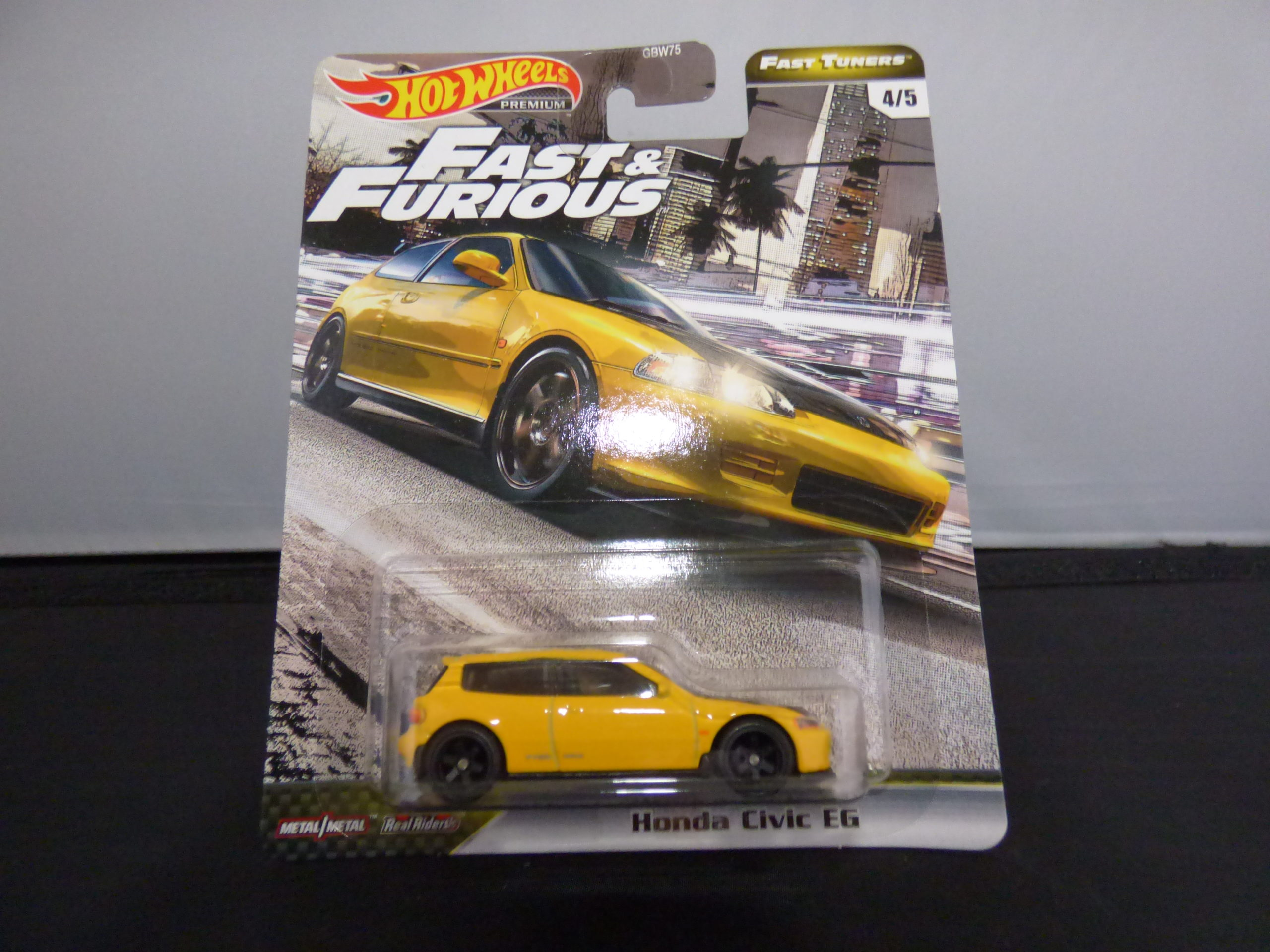 honda civic eg the fast and the furious hotwheels