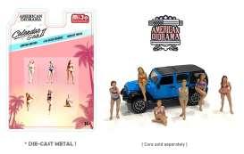calender girls american diorama