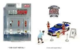 3 inch car show figuren