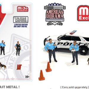 metrol police figuren american diorama mijo exclusive