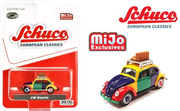 schuco 4900 volkswagen beetle mijo exclusive