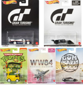 hotwheels retro entertainment t - Assortment 2020 hw-dmc55-956T