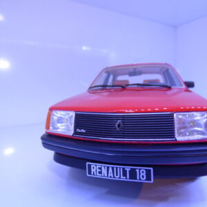 1981 renault 18 turbo 1:18 ottomobile