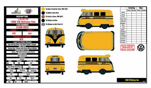 M2 school bus kool kombi