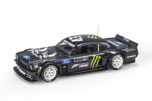 top marques collectibles ford mustang 1965 hoonigan 2020 edition 01