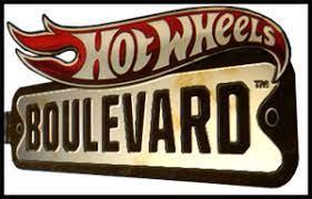 Hotwheels Boulevard